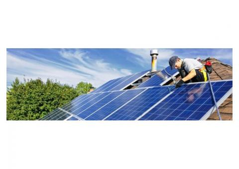 CURRENTLY HIRING FOR SOLAR INSTALLERS